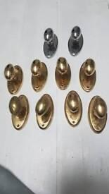 5 sets of door handles