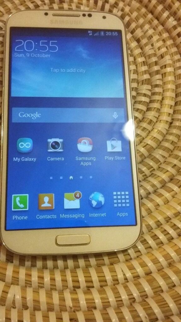 Samsung Galaxy S4 GT-I9505 (UNLOCKED) Smartphone