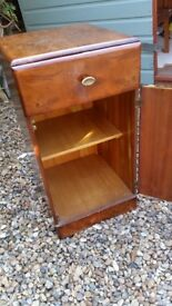 Teak cabinet - vintage piece