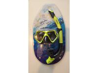 Brand New Gul Snorkel set