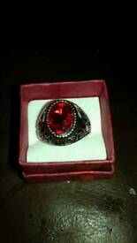 New mens ring