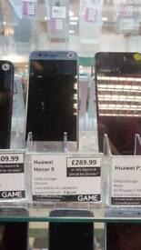 Huawei Honor 9 1 YEAR GUARANTEE