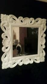 Mirror rococo french baroque