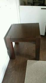 Lamp tables x2
