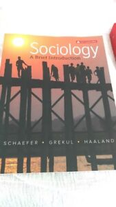 sociology 1125 textbook
