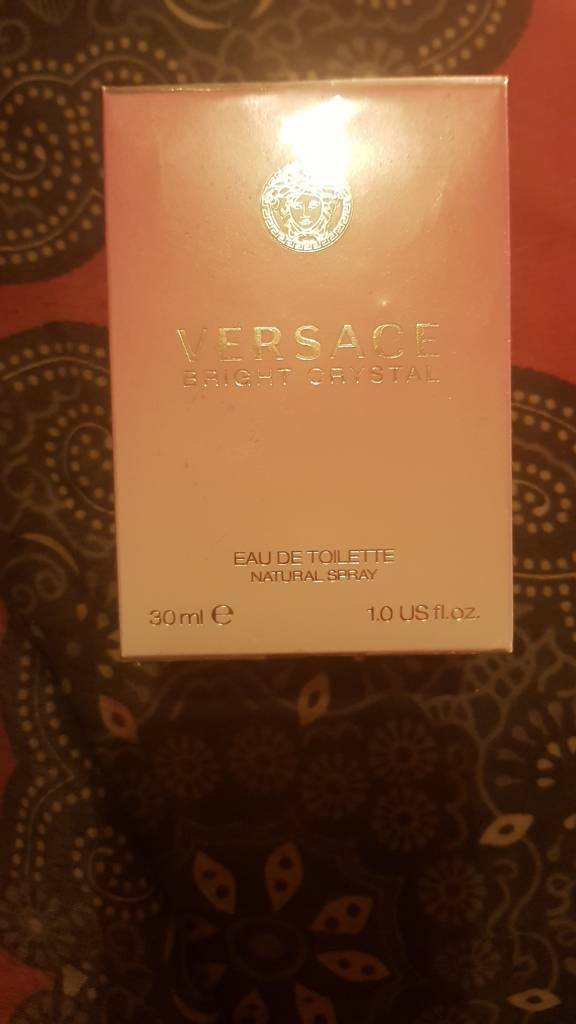 Brand New Perfume Versace Bright Crystal 30ml