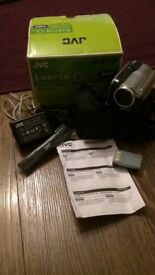 Jvc Everio G Gz-mg13 camcorder