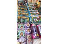 Huge variety of kids brandnew toys