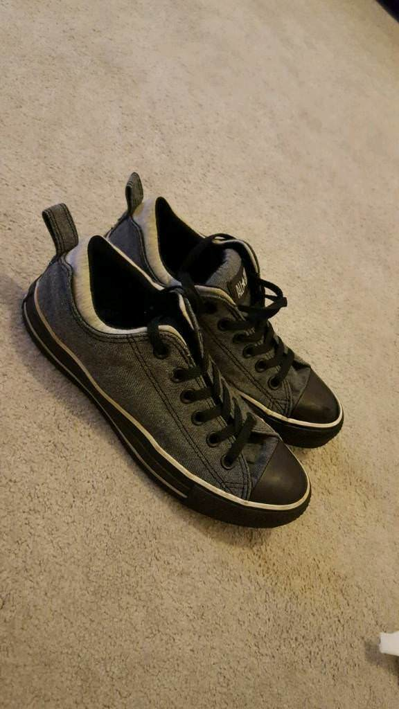 Converse size 5.5