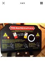 Waffle pancake maker commercial catering