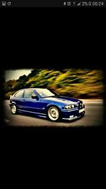 Bmw compact 318 ti m sport 2.5 conversion drift