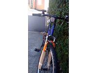 Full Suspension Unisex Mountain Bike