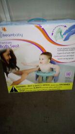 Dream baby premium bath seat