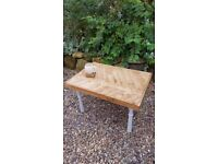 Pine Coffee table shabby chic rustic