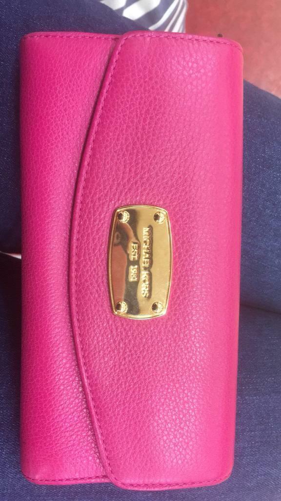 47ddd686a8f684 Genuine Michael Kors purse (unused) | in Southampton, Hampshire ...