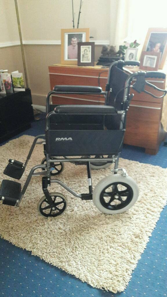 Adult wheel chair
