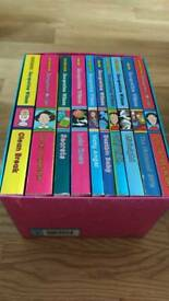 Jacqueline Wilson book box set. 10 books