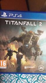 Titanfall 2 PS4 LIKE NEW
