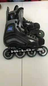 Mission A50 In-line Skates Youth Sz 5