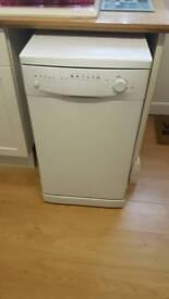 Small dishwasher 440mm width