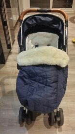 Mothercare limited edition all terrain orb pram and pushchair