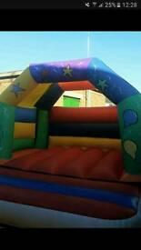 12 x 12 bouncy castle with blower