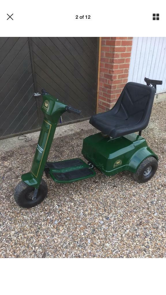 Trio Patterson golf buggy with new batteries fitted | in South Woodham  Ferrers, Essex | Gumtree