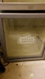 Husky Stella beer fridge 45L