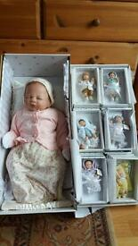 Reborn dolls for sale 15 small 1 large