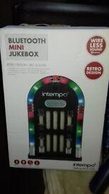 New Bluetooth mini jukebox
