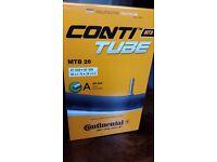 """Two 26"""" MTB inner tubes"""