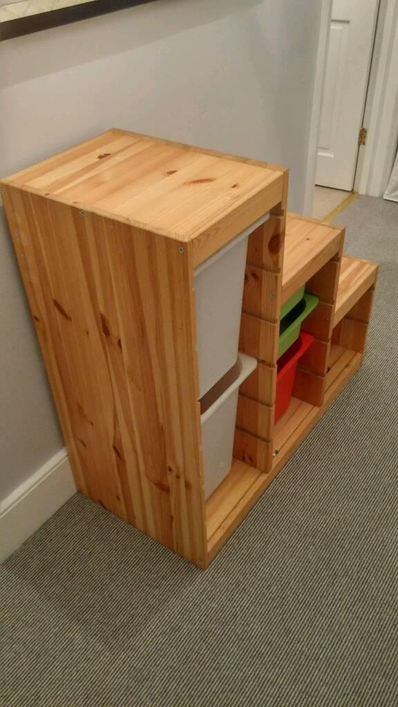 IKEA Trofast Step Unit