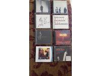 Jazz cds. Various K Jarrett ,Miles Davis etc