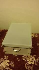 Transparent Storage Boxes