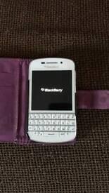 BlackBerry q10. Unlocked