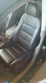 Golf Mk5 / Jetta Mk5 leather interior