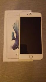 Iphone 6s plus new in box, silver 16gb EE