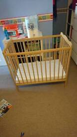 Compact cot