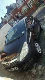 2009 Vauxhall Corsa. One lady owner