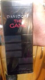 Davidoff The Game EDT for men's