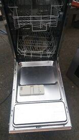 integrated slimline dishwasher electralux