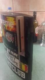Playstation3 40gb works fine.