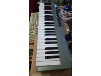 Novation Xio 49 synth Midi controller keyboard