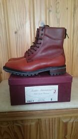 Brand New SIZE 9 Leather Field Sports Boots
