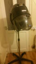 Aphrodite hair dryer with stand