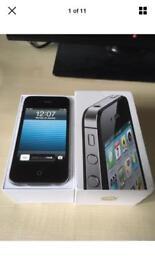 RARE UNLOCKED iPhone 4S 16GB iOS 6.1.3
