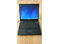 HP Compaq nx6110 (hardly used) laptop with charger