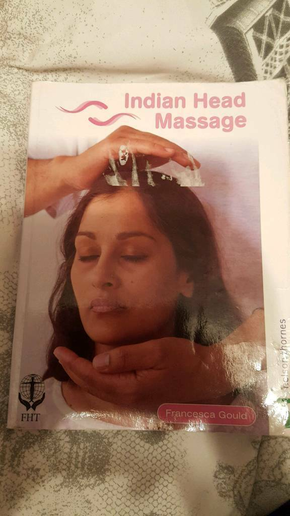 Indian Head Massage. Free