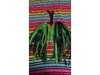 Cyberlocks by Miss needles - Green/Black - £40