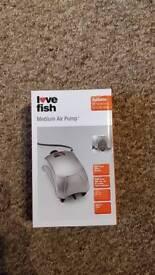 Medium fish pump